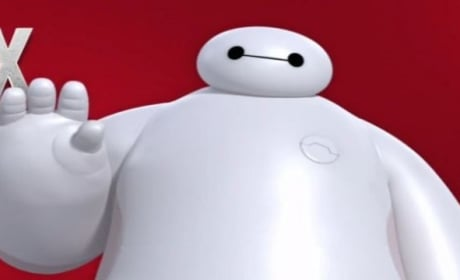 Big Hero 6 Teaser Trailer: Meet Baymax!