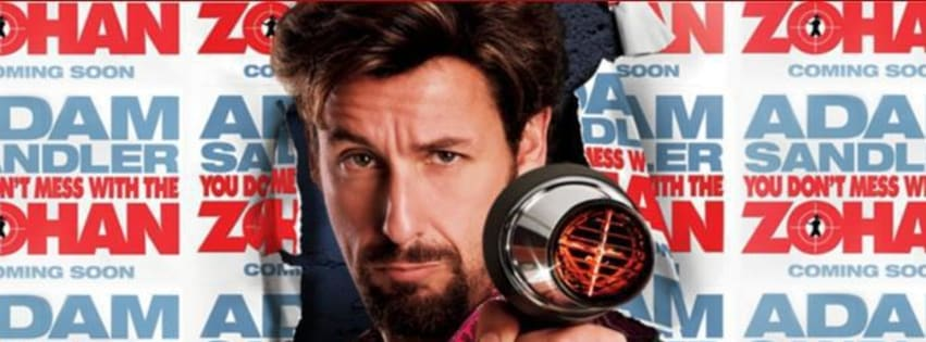 You Don't Mess With The Zohan Cast