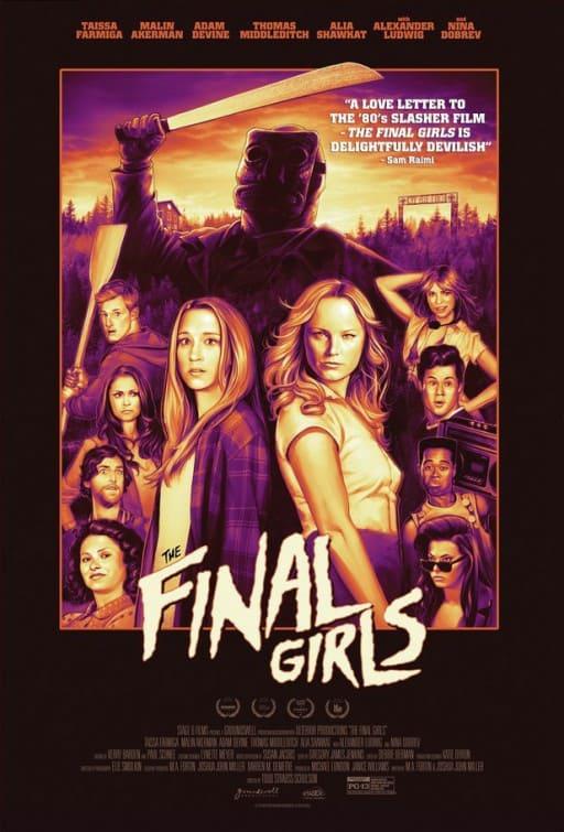 Final Girls Poster