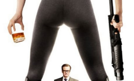 Kingsman The Secret Service Character Posters: Firth, Colin Firth!