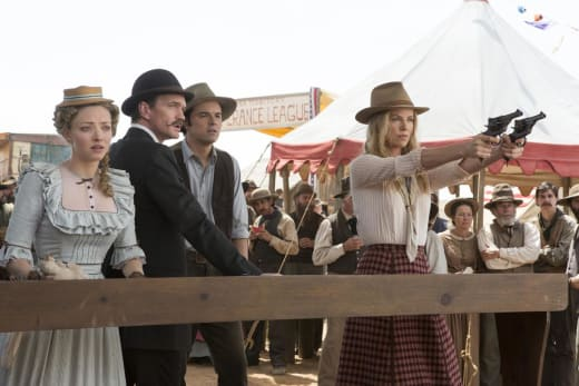 A Million Ways to Die in the West Charlize Theron