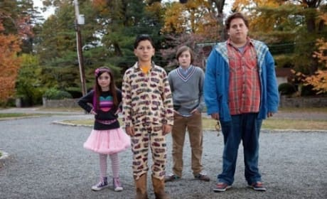 The Sitter Stars Jonah Hill