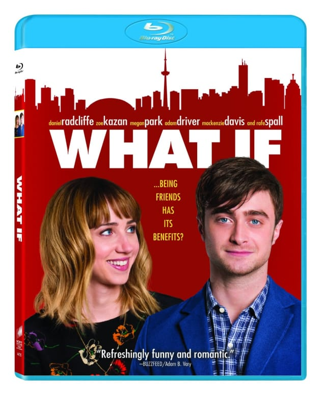 What If Blu-Ray