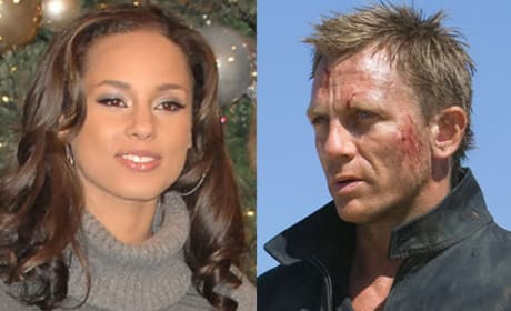 Alicia Keys Emerges as Favorite for Quantum of Solace Theme Song