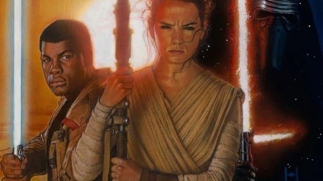 Star Wars: The Force Awakens Banner (2015)