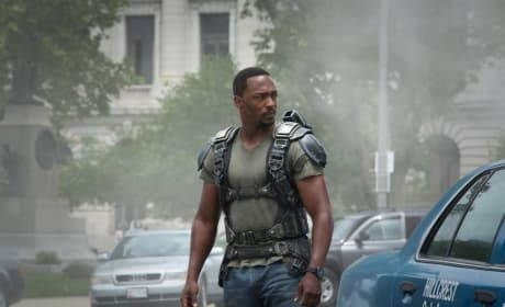 Captain America: The Winter Soldier Anthony Mackie