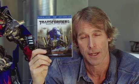 Michael Bay Previews Transformers Blu-Ray Special Edition