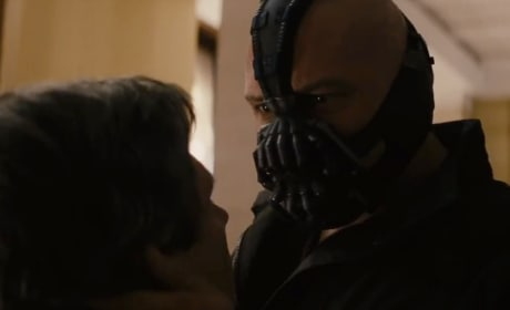 The Dark Knight Rises Trailer: Dark, Painful and Epic