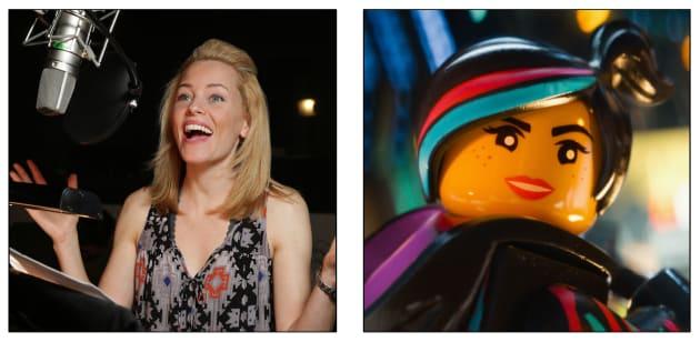 The LEGO Movie Elizabeth Banks