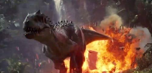 Jurassic World Hybrid Dinosaur