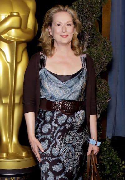 Talented Meryl Streep