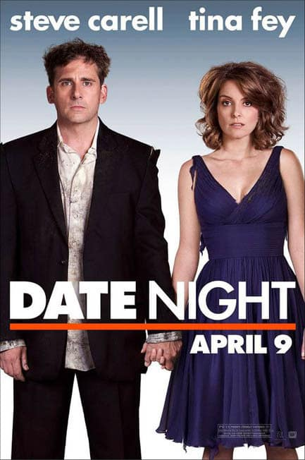 Date Night Theatrical Poster 2