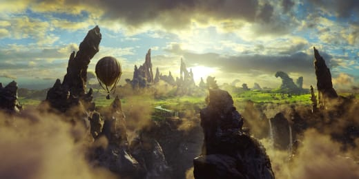 Oz: The Great and Powerful Art Direction