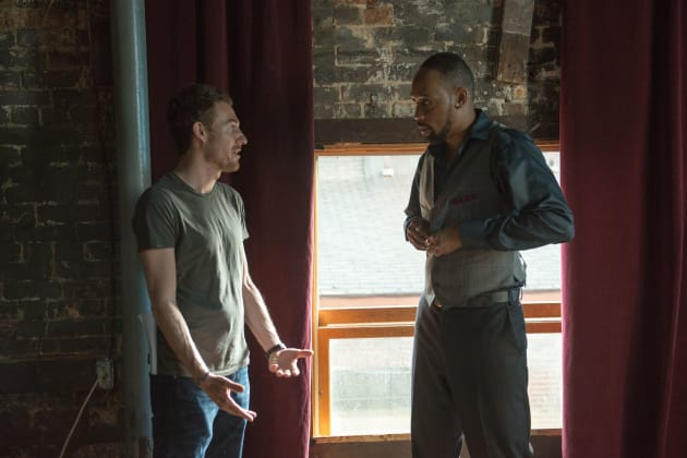 Brick Mansions Paul Walker Set Photo