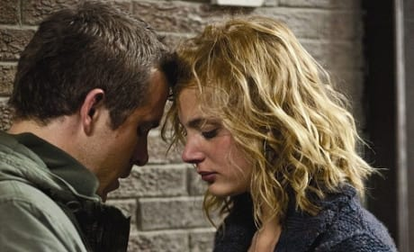 Ryan Reynolds and Nora Arnezeder in Safe House