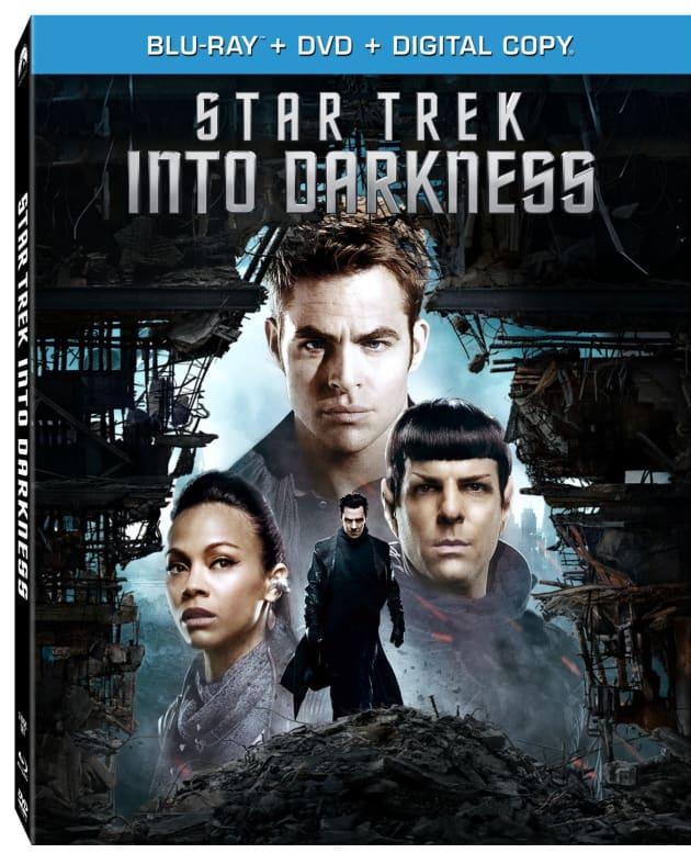 Star Trek Into Darkness DVD