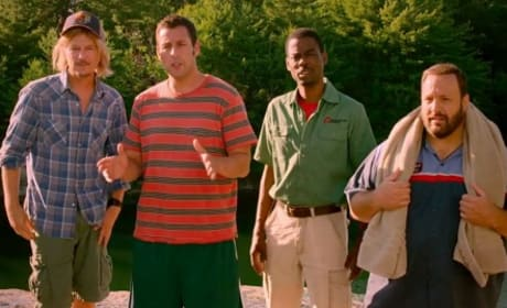 Grown Ups 2 Clip: Adam Sandler vs. Taylor Lautner