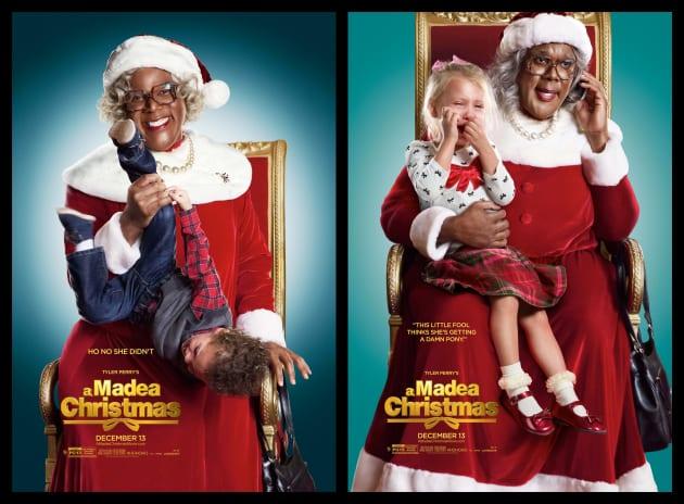 A Madea Christmas Movie Posters