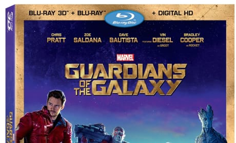 Guardians of the Galaxy DVD Review: A Sensational Spirit in the Sky!
