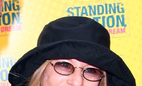 Veteran Performer Barbra Streisand