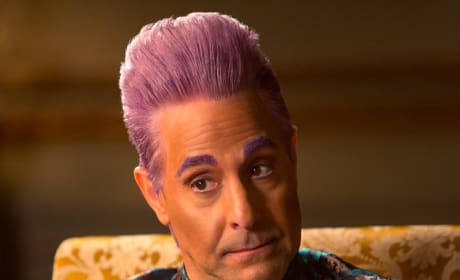 Mockingjay Part 1 Stanley Tucci Caesar