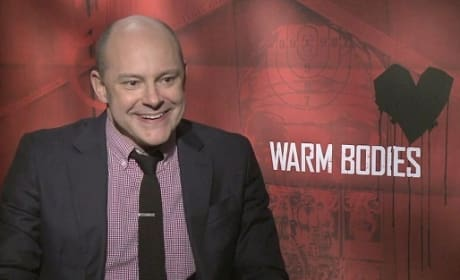 Rob Corddry Warm Bodies Interview Picture