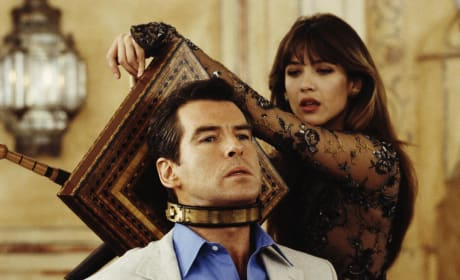 The World is Not Enough Sophie Marceau