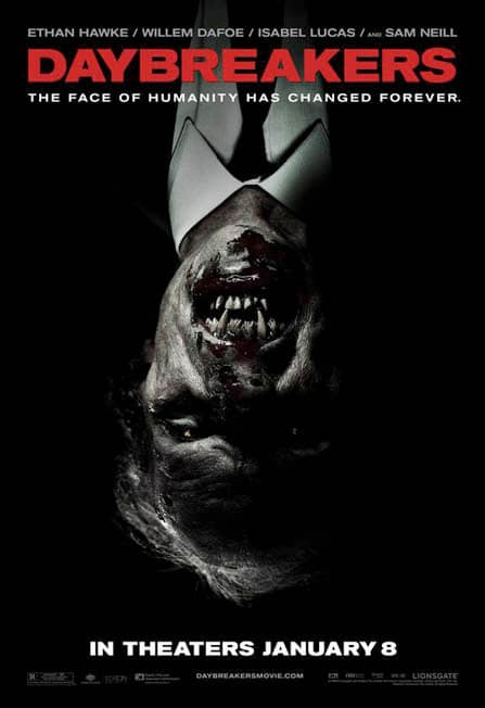 Daybreakers Upside-Down Subsider Poster