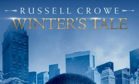 Winter's Tale Russell Crowe Poster