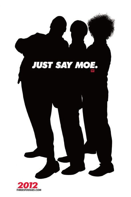 The Three Stooges Movie Poster