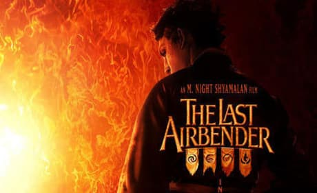 The Last Airbender fire banner