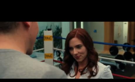 Iron Man 2 Clip- Natalie Rushman Goes Boxing