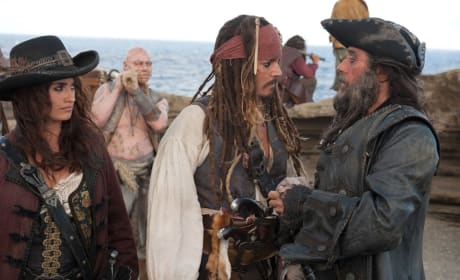 Johnny Depp: There Could Be A Pirates of the Caribbean 5
