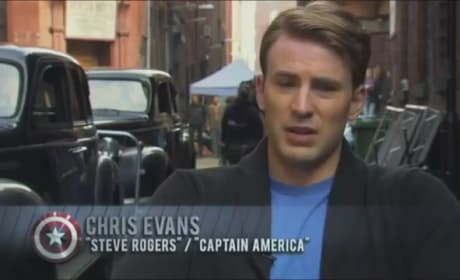 Captain America: The First Avenger Transformation Featurette