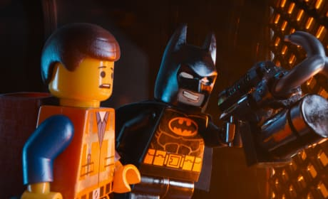 The LEGO Movie Quotes