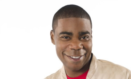 Tracy Morgan Will Be a Part of an ID Theft