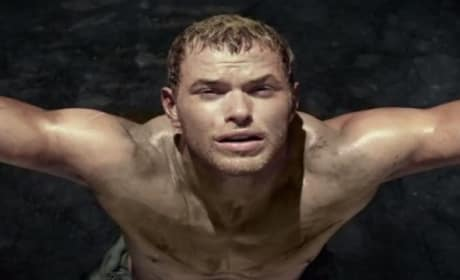 The Legend of Hercules TV Spot: Kellan Lutz Lives Large