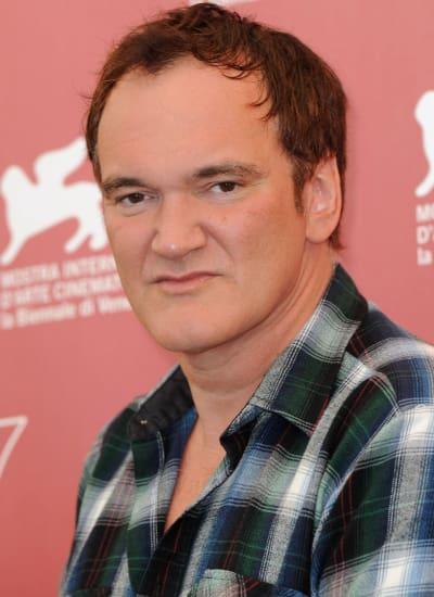 Quentin Tarantino Photo