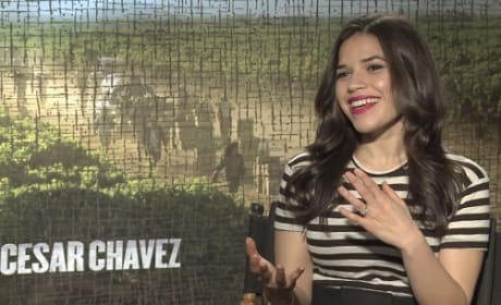 Cesar Chavez Exclusive: America Ferrera Interview