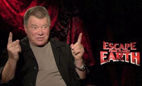 William Shatner Interview Picture