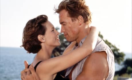 True Lies Arnold Schwarzenegger Jamie Lee Curtis