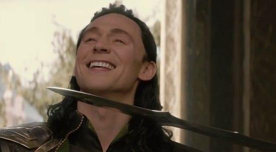 Tom Hiddleston Loki Thor The Dark World