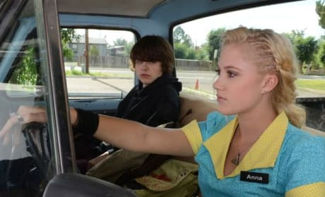 The Guest Brendan Meyer Maika Monroe