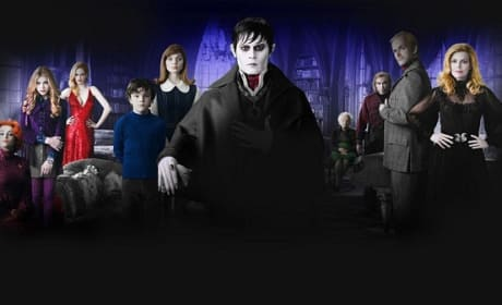 Dark Shadows: The Cast Banner