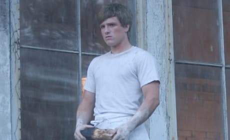 Josh Hutcherson on Peeta and Those Hunger Games