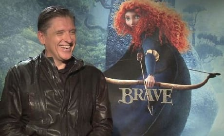Brave Exclusive Video Interview: Craig Ferguson Speaks Scottish