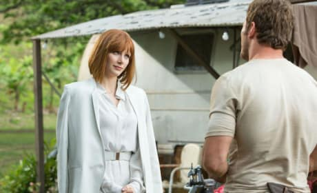 Jurassic World Bryce Dallas Howard
