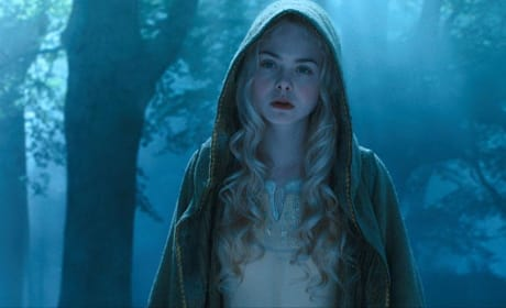 Maleficent Star Elle Fanning