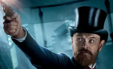 Jared Harris in Sherlock Holmes: A Game of Shadows