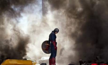 The Avengers Blu-Ray Special Feature: Captain America Deleted Scene